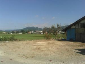 滋賀県愛知郡愛荘町元持-解体工事完了