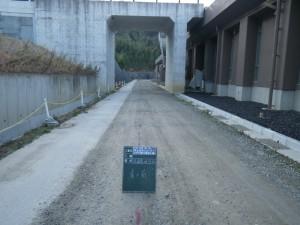 着工前 東部浄化センターB系列場内整備工事