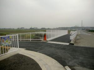 完了 町道常安寺元持線橋梁改良工事